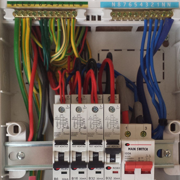 electrical testing in Corsham